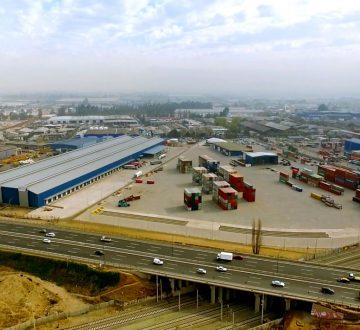 Terminal Santiago Multimodal La Divisa